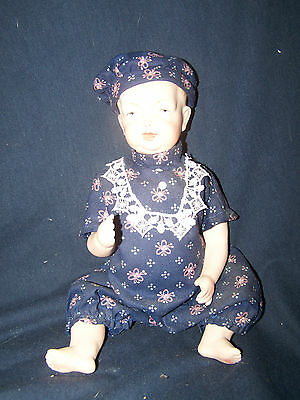 Bisque Kaiser Baby doll socket head repro