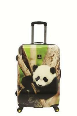 National Geographic Panda Hard Side Luggage FREE POSTAGE BNWT