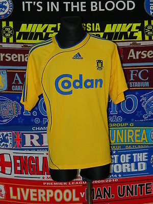 4.5/5 Brondby IF adults XXL 2006 football shirt jersey trikot soccer