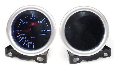 Smoked 52mm Turbo Boost gauge 2 Bar Corsa Astra GSI SRI VXR Turbo (SM/STH)