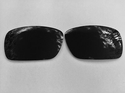 New Polarized Onyx Black Replacement Oakley Fuel Cell Lenses