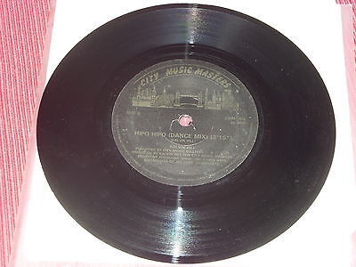 Kalvin Hill:  Treat the Ladies Right 1989 rare Modern Soul  EX+  7""