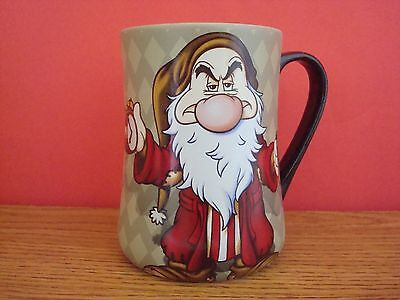 Disney Parks Grumpy I HATE MORNINGS Coffee Mug
