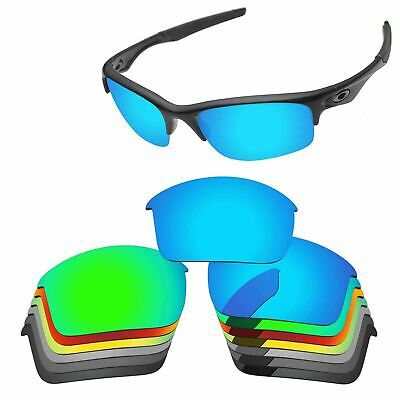 PapaViva Polarized Replacement Lenses For-Oakley Bottle Rocket Multi-Options