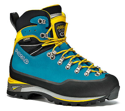 Asolo Piolet GV GORETEX Women's Mountaineering Boots UK5 EU38 RRP£262.16