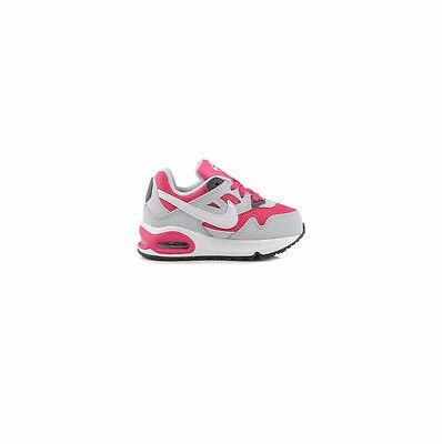 Nike Air Max Skyline Toddlers Infants Size 2.5 To 5.5 Trainer Shoe Pink White