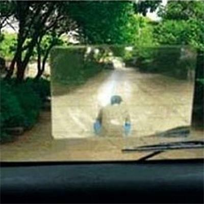 Aid Blind Spot Reversing Wide Angle Lens Vehicle Rear Window Parking Tool 6A