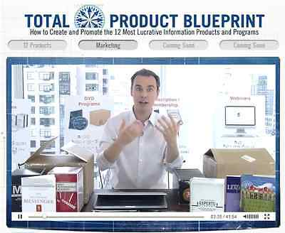 Brendon Burchard  Total Product Blueprint