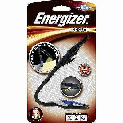 Energizer LED Booklite for Amazon Kindle E-Reader Book Natural Reading Light NEW