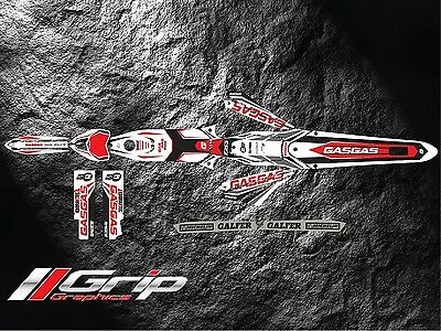 Gas Gas 2011 - 2013 Graphics Kit Stickers Decals 250 300 125