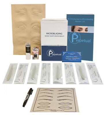 Microblading Starter Kit Permanent Makeup with Doreme Ink Microblades U Choose