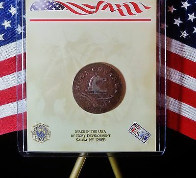 New Jersey Cent  *historical Collector Gift Coin*