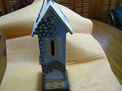 Painted and Decorative Butterfly House