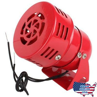 BQLZR Industrial AC 110V 120dB MS-190 Alarm Sound Motor High Power Buzzer Siren,