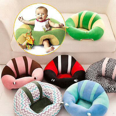 Baby Infant Support Sitting Chair Prevent Tipping Forward Sliding Out Toys Gift
