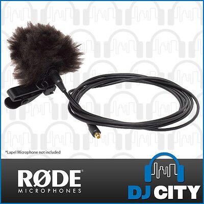 RODE MiniFur-LAV Aritifical Fur Wind Shield For Lapel Microphones - PACK OF 3