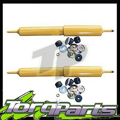 Pair Front Heavy Duty Shock Absorbers Suit Toyota 78 79 Series Landcruiser