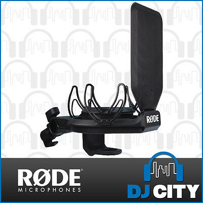 Rode SMR Rycote Lyre Shock Mount Stand for Large Condenser Microphones