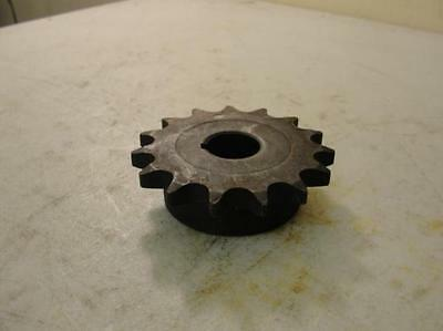 """42867 Old-Stock, Martin 50BS15HT 7/8 Sprocket, #50 Chain, 15T, 7/8"""" ID"""