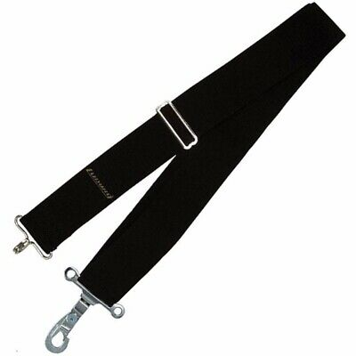 New Ludwig LF382 Parade Marching Snare Drum Sling, Black + Free Shipping