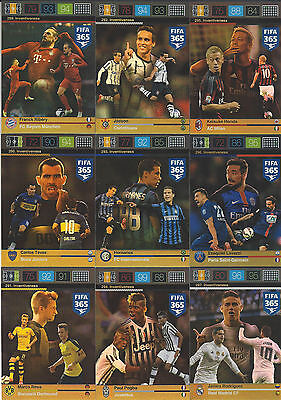 Panini Adrenalyn XL Fifa 365 Inventiveness to choose all aussuchen