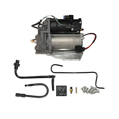 For Land Rover Discovery 3 4 Range Rover Sport Compressor Air Suspension New