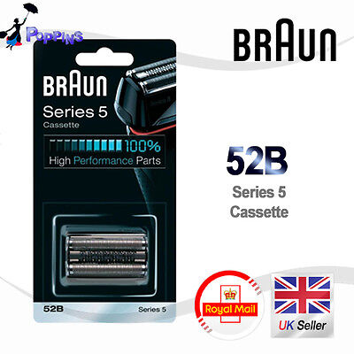 BRAUN 52B Cassette Series 5 for 5020s, 5030s, 5050cc, 5070cc etc