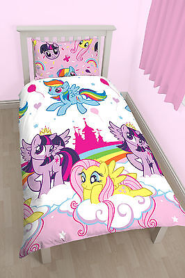 My Little Pony - Mein kleines Pony Wende Bettwäsche Set - Original  Disney