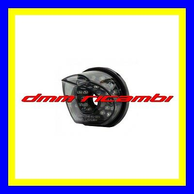 Fanale posteriore stop Led VORTEX 55mm. Universale Moto Cafe Racer Custom Naked