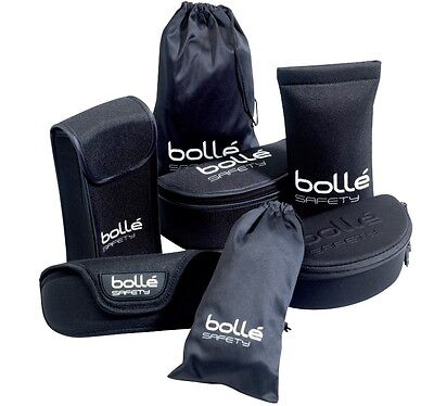 Bolle Safety Goggles Glasses Spectacle Case Bag - Eyewear Accessories