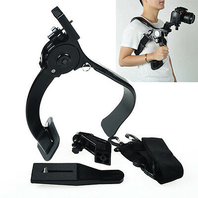 +Lightweight Shoulder Support Rig Stabilizer Pad Mount For Dv Camera Camcorder+