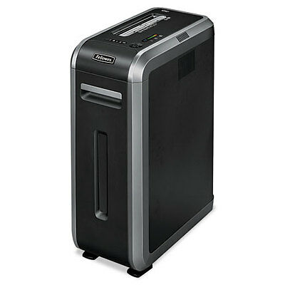 Fellowes Powershred 125i 100% Jam Proof Heavy-Duty Strip-Cut Shredder, 18...