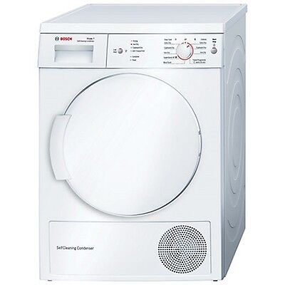 Bosch WTW84161GB A++ 7kg Self Cleaning Condensor Tumble Dryer White, Rochdale