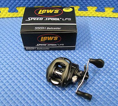 Lew's® Speed Spool® LFS Series Baitcaster Reel 10BRG SSG1H