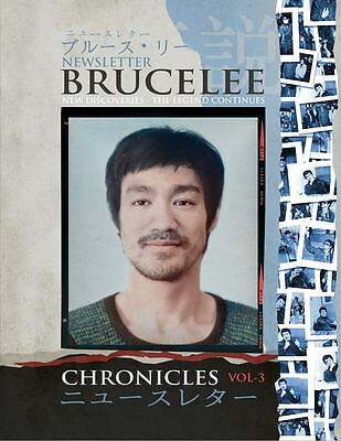 The Bruce Lee Chronicles Vol.3 – Musings Of The Dragon Limited Edition! January
