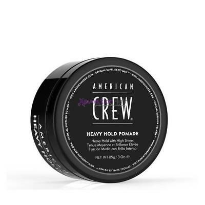 AMERICAN CREW Heavy Hold Pomade 85 gr cera