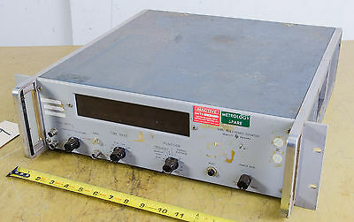 Electronic Counter; HP Model 5244L  (CTAM #819)