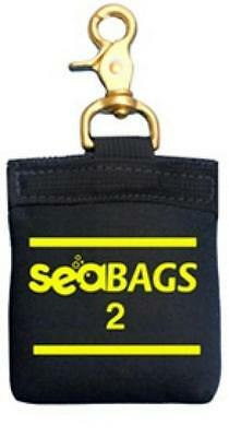 Seasoft Seabags Clip-On Weights - 2lb for Watersports