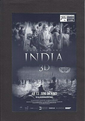 NFP Neues Filmprogramm 13068 Fascinating India
