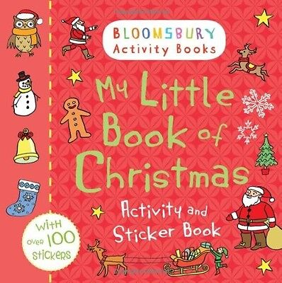 My Little Book of Christmas (Little Activity Books) . New Book