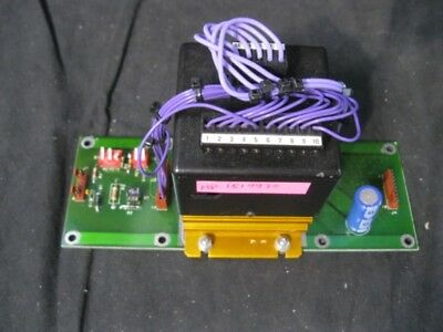 Axcelis 1519970 Pcb, Automotion Interface