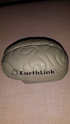 RARE! EarthLink EMPLOYEE ONLY STRESS RELIEVING BRAIN - PERFECT