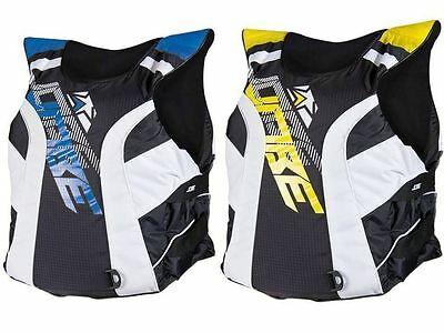 Jobe Ruthless Nylon Side Entry Vest Lifejacket Kite Waterski Wakeboard