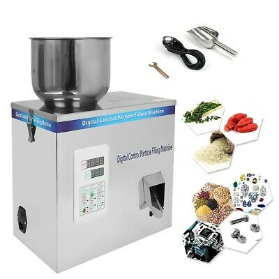 Small Automatic Particle Filling Machine& Subpackage Device Weighing2-100G