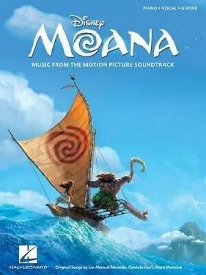 Moana: Music from the Motion Picture Soundtrack.
