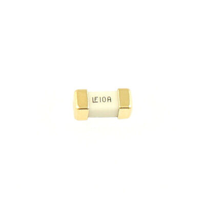 10Pcs Littelfuse Fast Acting SMD SMT 1808 10A 125V Surface Mount Fuse
