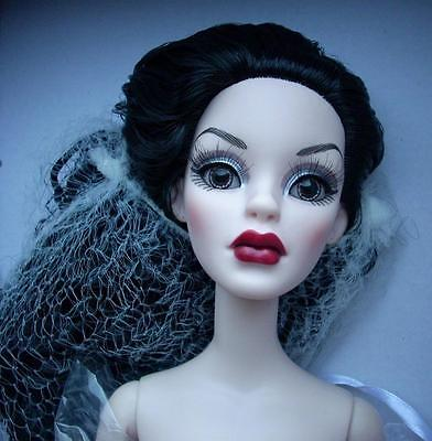 """19"""" Tonner~Time To Go Panilla Nude Doll~Evangeline Ghastly's Cousin~MIB"""