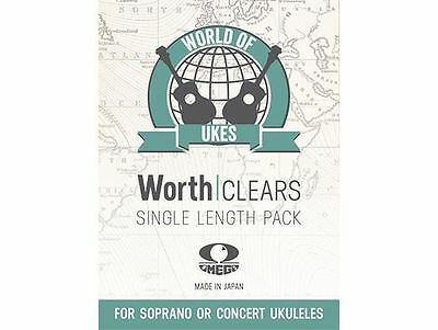 Omega Worth CM Single Pack Uke Strings