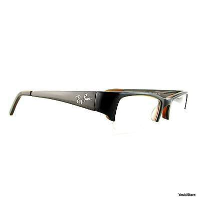 RAY BAN occhiali da vista RB 5124 2044 TITANIUM MADE IN ITALY CE