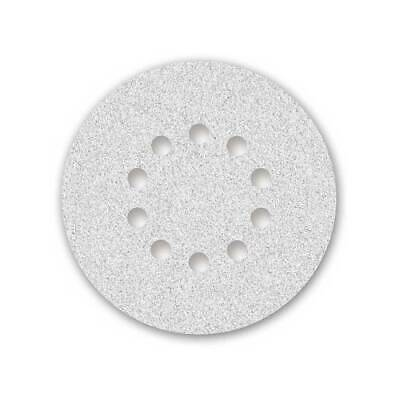 150 mm G40–400 50 MENZER SANDING DISCS for Dual-Action Sanders 9-hole